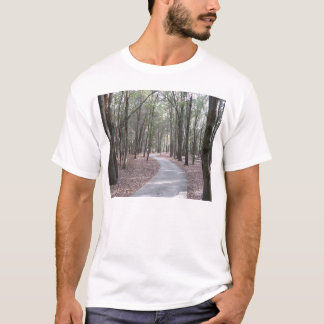 Walkway at Sholom Park T-shirt