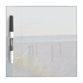walkway florida beach dune sunrise dry erase white board
