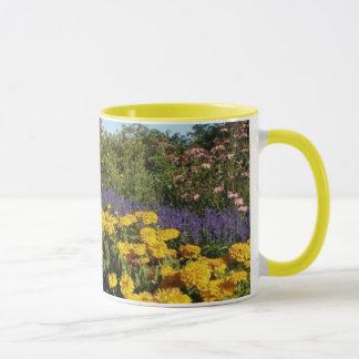 Walkway of Flowers Mug
