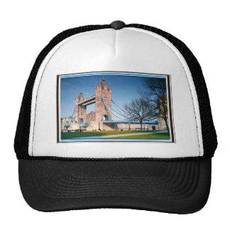 Walkway only bridge in London UK fun picnic spot Trucker Hat