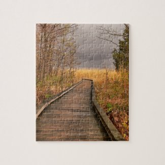 Walkway Puzzle puzzle