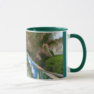 Walkway to Seaside Mug