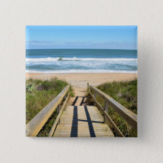 Walkway to the Beach Button