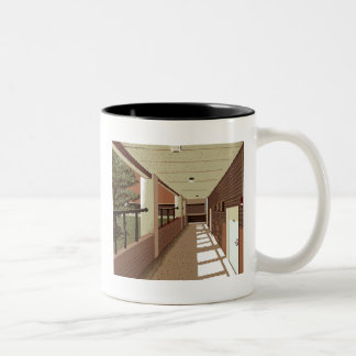 walkway Two-Tone coffee mug