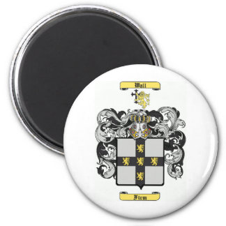Wall 2 Inch Round Magnet