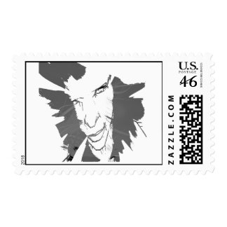 Wall Art Postage Stamp