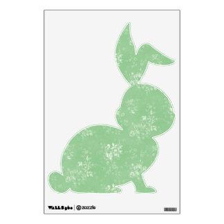 Wall Bunny Wall Decal