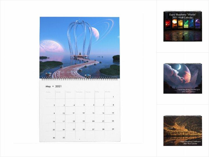 Wall Calendars