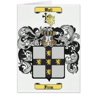 Wall Card