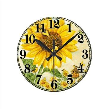 Heartsview Wall clock