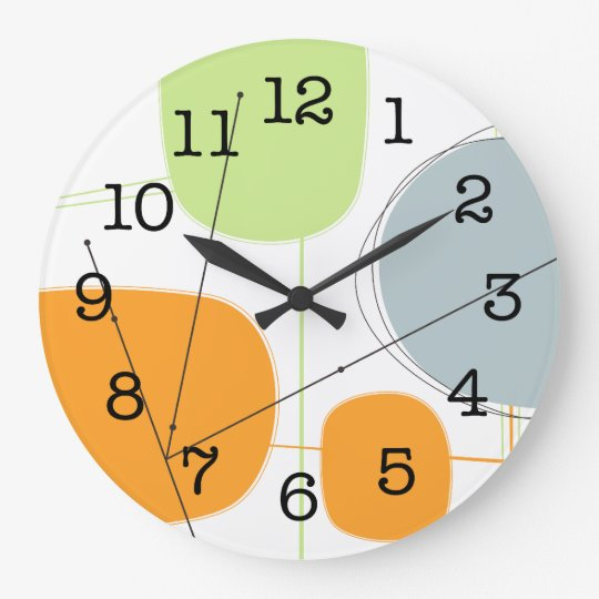 how to make a clock sincronised with scratch