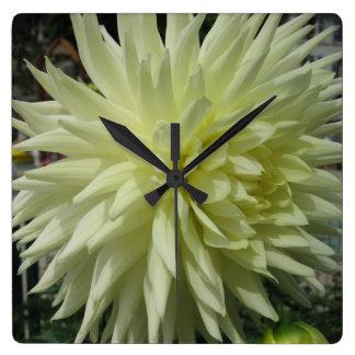 Wall Clock - Annecy Flower