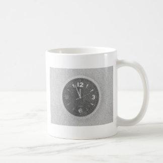 Wall Clock Canvas Sketch on Mug
