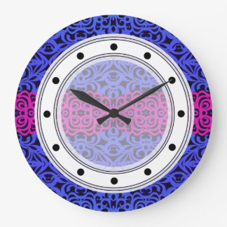 Wall Clock Indian Style