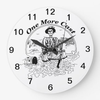 Wall Clock-Just One More Cast
