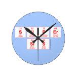 Super sis  Wall Clocks