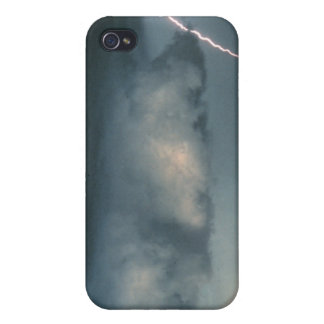 Wall Cloud iPhone 4 Covers