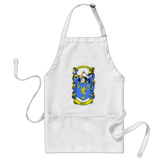 WALL Coat of Arms Aprons
