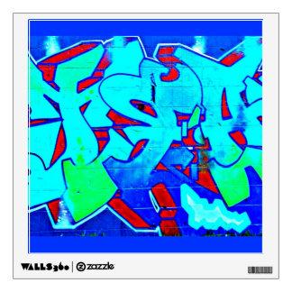 Wall Decal-Abstract Art-Graffiti Gallery 1 Wall Sticker