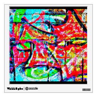 Wall Decal-Abstract Art-Graffiti Gallery 2 Wall Decal
