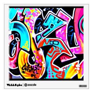 Wall Decal-Abstract Art-Graffiti Gallery 4 Wall Sticker