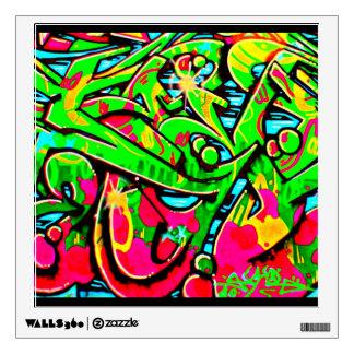 Wall Decal-Abstract Art-Graffiti Gallery 8 Wall Sticker