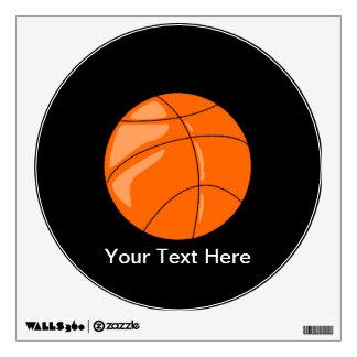 Wall Decal - Basketball