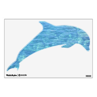Wall Decal--Dolphin