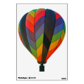 Wall Decal  Hot Air Balloon