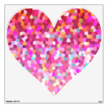 Wall Decal Mosaic Sparkley Texture