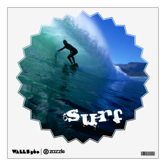 Wall Decal-Surf Room Graphics