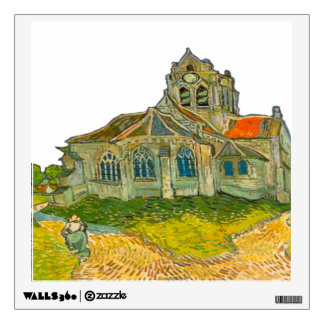 Wall decal with Van Gogh Motif