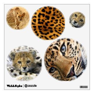 Wall Decals/Cheetahs Wall Sticker