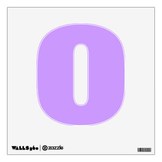 Wall Decals Letter O