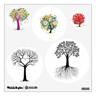 Wall Decals/Trees Wall Decals