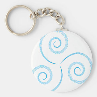 Wall Design Picture Keychain