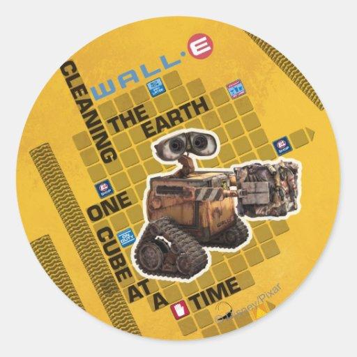 wall e 1 classic round sticker zazzle wall e amp eve decal macbook sticker pro macbook air decal