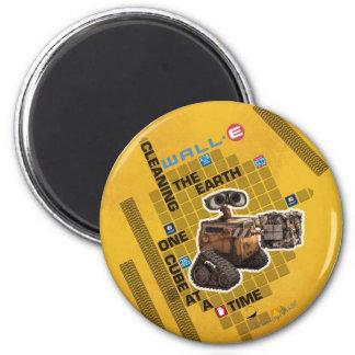 Wall-e 1 imán redondo 5 cm