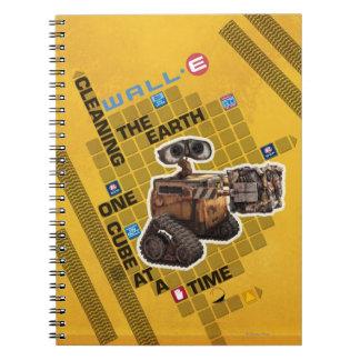 Wall-e 1 libros de apuntes