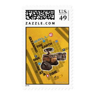Wall-E 1 Postage Stamp