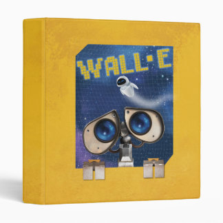 WALL-E 2 3 RING BINDER