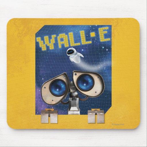 WALL-E 2 ALFOMBRILLAS DE RATÓN