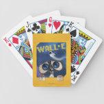 WALL-E 2 BARAJAS DE CARTAS