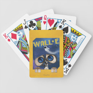 WALL-E 2 BICYCLE PLAYING CARDS