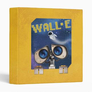 WALL-E 2 VINYL BINDER