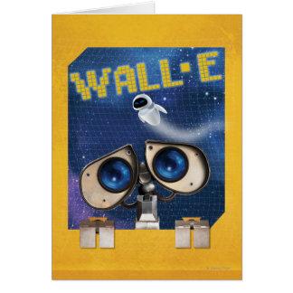WALL-E 2 CARD