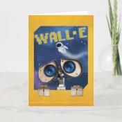 Wall*E 2 Cards