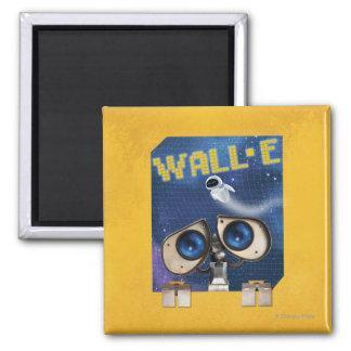 WALL-E 2 IMÁN CUADRADO