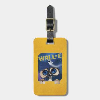 WALL-E 2 BAG TAGS