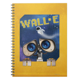 WALL-E 2 SPIRAL NOTEBOOK